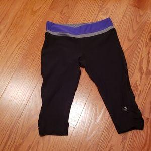 Pants - Workout capri leggings